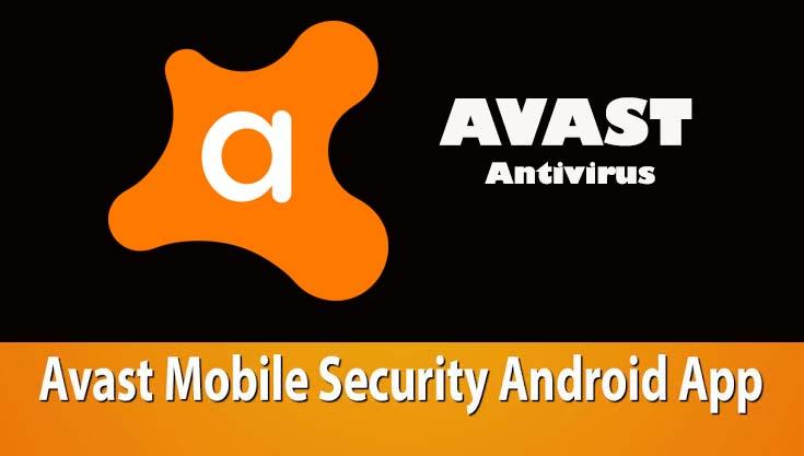 avast mobile security apk