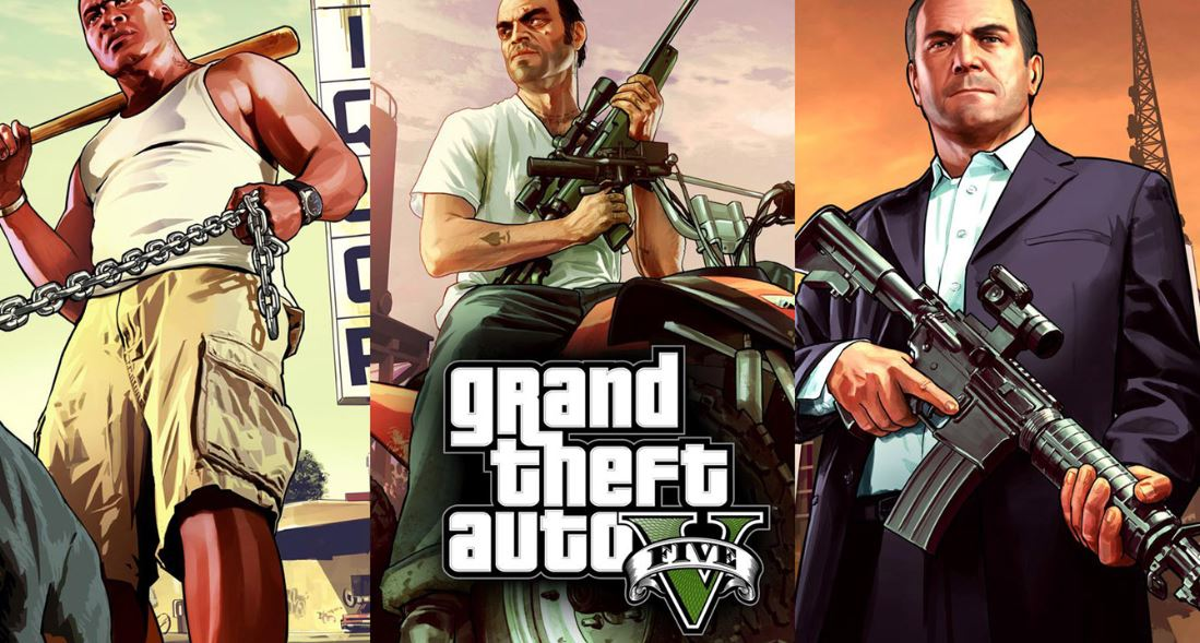 Best Game Grand Theft Auto 5
