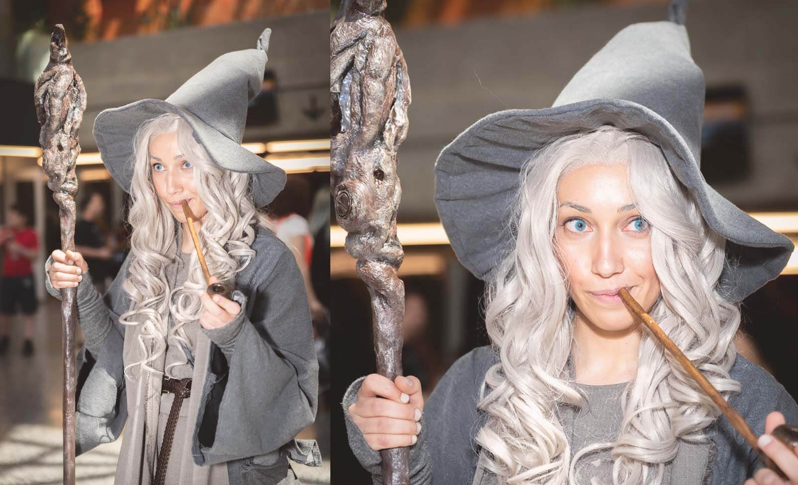 Professional Gandalf The Grey Costume For Adults