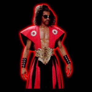 The Last Dragon Adults Sho'nuff Costume For Halloween